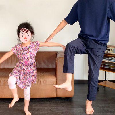 子どもの集中力や記憶力を育む「真似っこポーズ遊び」