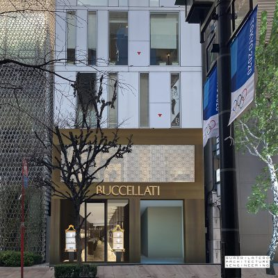銀座並木通りに待望のブチェラッティ旗艦店オープン