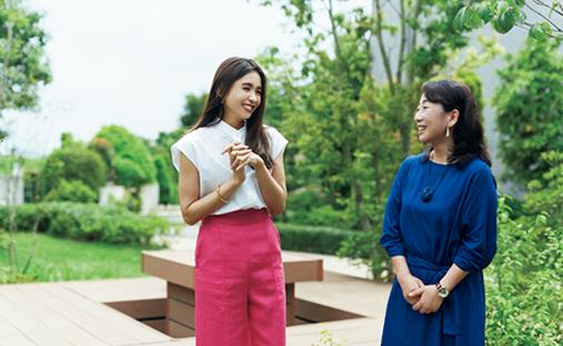 [左]滝沢さん[右]河崎さん