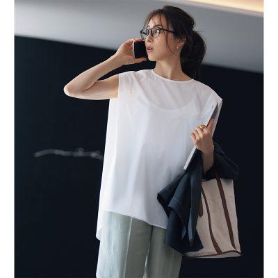 【2021年夏の通勤服】おすすめオフィスカジュアルスタイル28選