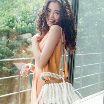 [TOD'S、デルヴォー]矢野未希子さんが選んだ今年の夏バッグ