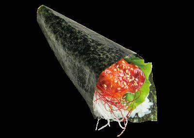 休日のランチにぴったり!【アジアン風味の手巻き寿司レシピ】