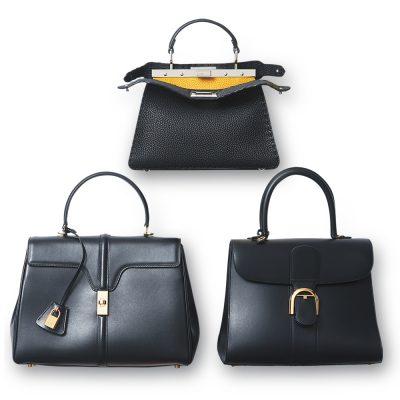 名品「黒バッグ」6選!自信が持てるブランドとデザイン