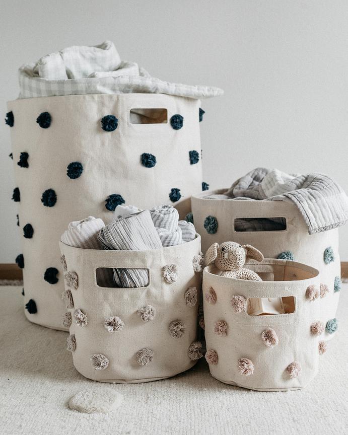 赤ちゃん ベビー 新生児 お祝い 出産祝い Pehr ストレージボックス