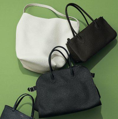 オシャレママがTHE ROWのバッグを選ぶ理由!人気はパーク トートとマルゴー
