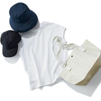 ママたちからの支持が集中!【無印良品】の帽子、Tシャツ、バッグとは?