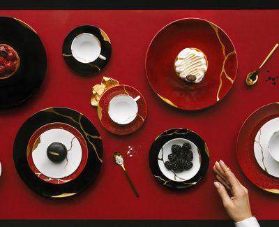 和食器や和食とも好相性!「ベルナルド」新作コレクション