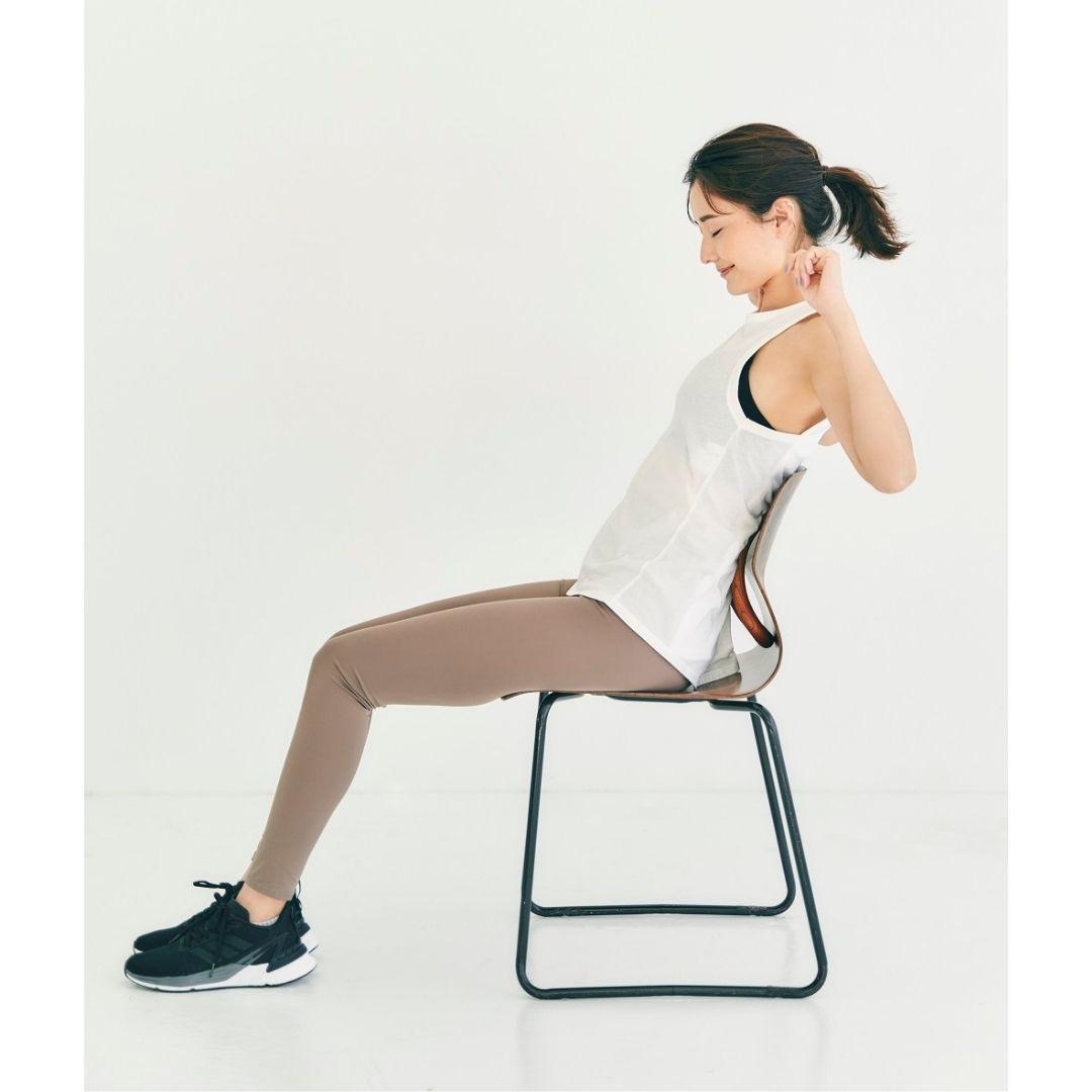 産後ダイエットにおすすめ。背中と肩甲骨のながらトレーニングに。MAKISPORTS(マキスポーツ)のストレッチリング