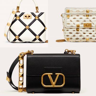 大人の新名品を一挙公開【ヴァレンティノ ガラヴァーニ】の新作モノトーンバッグ