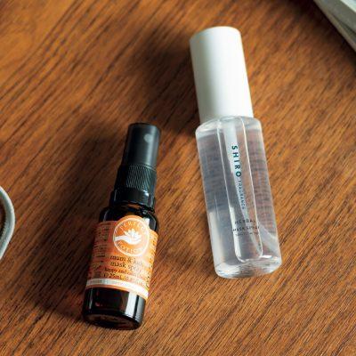 マスク生活の今こそおすすめ!気分が上がる香りアイテム6選