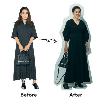 """""""太って見えない服""""への思い込みを一刀両断!オーバーサイズで体形カバーができない理由"""