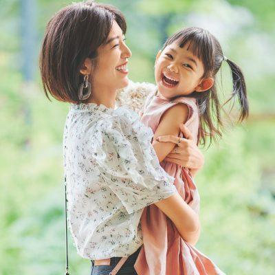 高身長・ハンサム系モデル望月芹名さん「実は甘い服が大好き!」