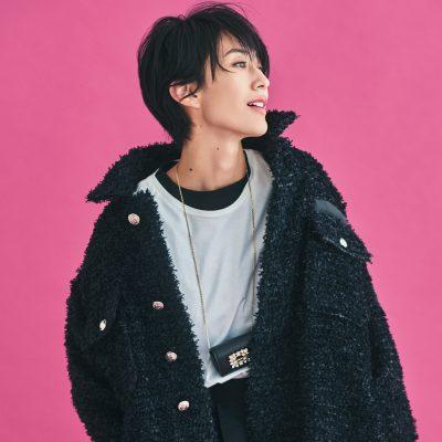 【こなれて見える黒コーデ】ツイードジャケットはゆるシルエットで選ぶ!