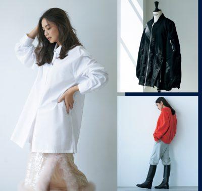 【ヴィンテージは自分で作る】大人が投資したい白シャツ、ブルゾン、ブーツ