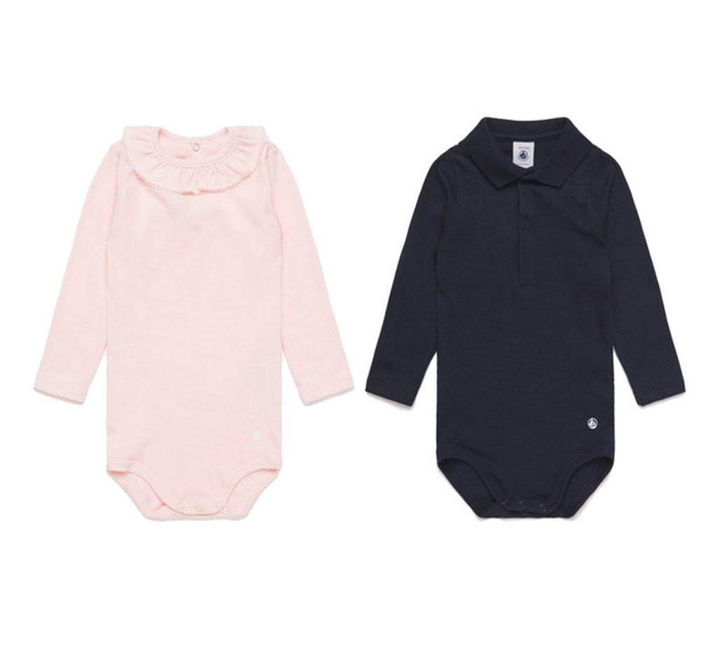 赤ちゃん ベビー 新生児 お祝い 出産祝い プチバトー 服