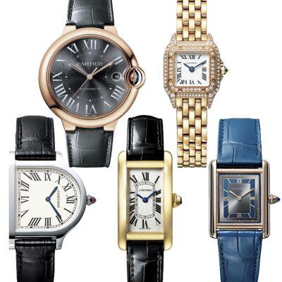 【カルティエの腕時計が新作ラッシュ】大人の本命候補11本を厳選