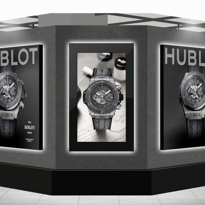 """ウブロの期間限定ポップアップブティック『HUBLOT×BERLUTI """"The Art of Fusion""""-革新性とヘリテージの融合-』がオープン"""