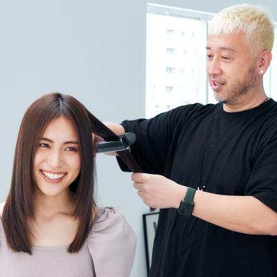 ダイソンの「ヘアアイロン」を髪のプロが勧める4つの理由