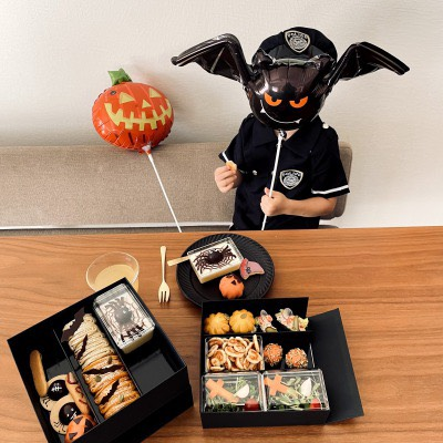 【おうちでハロウィン】グランド ハイアット 東京のアフタヌーンティーボックスが可愛すぎる♡