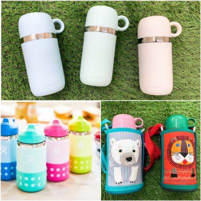 【おすすめ水筒7選】遠足や週末お出かけにも!子どもと使いやすいブランドは?