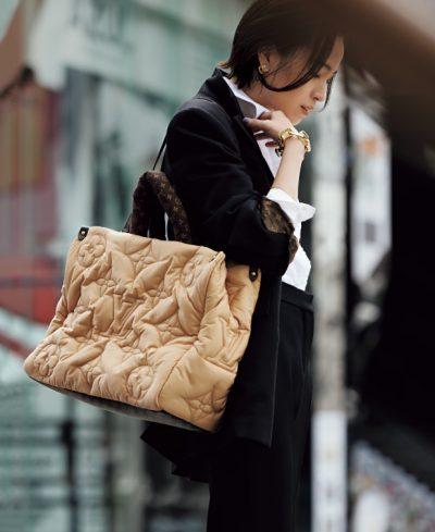 【ハイブランドの最旬トート3選】お仕事バッグは高揚感で選びたい!