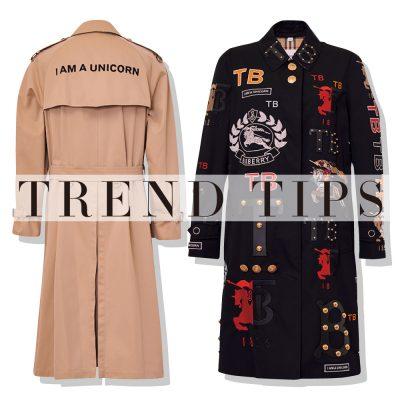 【自分だけの特別な一着】バーバリー銀座店でトレンチコートのビスポークサービス開始