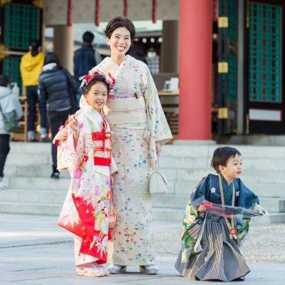 【七五三】のママの服装、関西は「着物」が人気!先輩ママSNAP