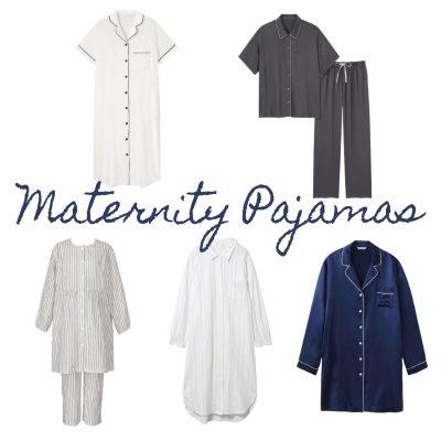 入院前に準備したい!オシャレな「前開きマタニティパジャマ」おすすめ10選