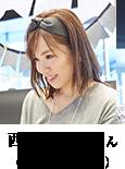 西原紗智子さん(港区在住 34歳)